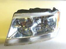 Jeep Grand Cherokee Front Left Nearside Headlight Headlamp WJ WG 99-05 & 2.7 CRD