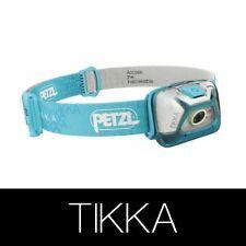 Petzl Tikka Hybrid Concept Headlamp 200 Lumens, Blue