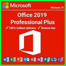 MS Offic‌e 2019 Pro Plus ✅ 1PC ✅ Lifetime License Key✅