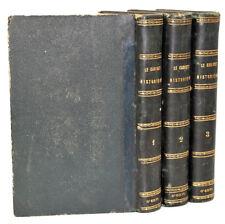 LE CABINET HISTORIQUE - Catalogue Général des Manuscrits. 1855-57. 3 vol.