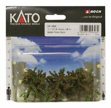 *Kato N gauge apple tree 40mm 3 pieces 24-084 diorama supplies