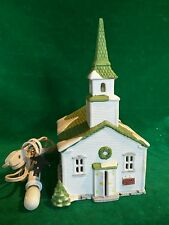 """Department 56 Heritage Village Collection """"Steeple Church"""""""