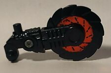 Transformers Beast Wars Transmetals Tarantulas front wheel gun weapon accessory