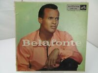 Belafonte Self Titled LP Record Album Vinyl