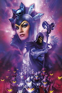MASTERS OF THE UNIVERSE REVELATION #3 (OF 4) CVR A WILKINS PRE-ORDER 08/09/21...