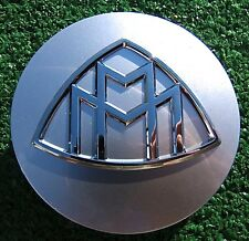 Set of FOUR 4 NEW Genuine Original OEM Factory MAYBACH 3 inch Wheel CENTER CAPS
