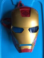 Marvel-Avengers-Iron-Man-Talking-Face-Mission-Mask-Hasbro-2012-Adj-Strap-Cosplay