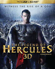 The Legend of Hercules (3D + Blu-ray W/Slipcover) Canadian, MINT !! FREE SHIP !!