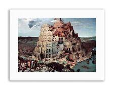 Pieter Brueghel The Elder Torre de Babel Brügel pintura de lona impresiones artísticas