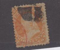 USA 1861 30c Franklin Sc#71 SG67 Fine Used JK989