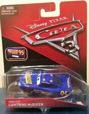 CARS 3 - FABULOUS LIGHTNING McQUEEN - Mattel Disney Pixar + Bonus