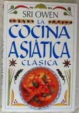 LA COCINA ASIATICA CLÁSICA - SRI OWEN - DORLING KINDERSLEY - VER FOTOS