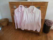Jacques Britt 2 Hemden Blusen Gr. 38  rosa schön!