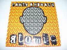 PARTY ANIMALS - ATOMIC 2tr. CD SINGLE roadrunner 1997