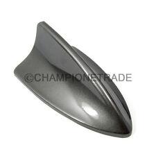 US Dark Grey Top Roof Shark Fin Dummy Decoration Antenna Decor Tape VW Golf MK4