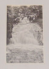 Lower Swallow Falls, Bettws-Y-Coed - Valentine's Picture Postcard