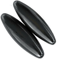 1 Pair Hematite Magnets - 2. 1/2 x 1/2 - Buzzing - Rattlesnake Eggs