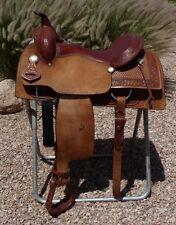 "Dale Fredricks Saddlesmith Reining All Around Saddle 16"""