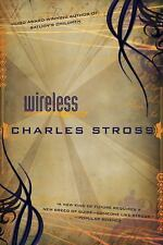 Wireless by Charles Stross HC new