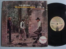 JULES BLATTNER GROUP Call Me Man ROCK Promo LP BUDDAH Textured Cover