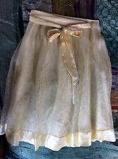 Monsoon skirt. 100% silk. Size 10