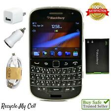 BlackBerry Bold 9900 - 8GB - Black (AT&T) Smartphone Touch Screen 4G High Speeds