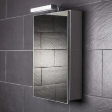 40 cm Spiegelschrank START40 Spiegel Badezimmerschrank Beleuchtung Steckdose