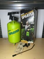 Vintage Smith Home And Garden Sprayer With Box And Manual