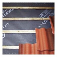 Klober Permo Forte Breathable Roof Felt 75m² Roll Vapour Permeable Underlay