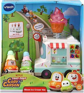 VTECH Toot-Toot Cory Carson Eileen Ice Cream Van - New
