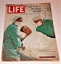 December 15, 1967 LIFE Magazine Kate Hepburn  FREE SHIPPING Dec 12 67 13 14 16