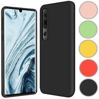 Hülle Xiaomi Mi Note 10 Handy Schutz Cover Silikon Gel Case Handyhülle Tasche