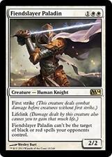 FIENDSLAYER PALADIN M14 Magic 2014 MTG White Creature—Human Knight RARE
