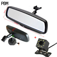 Universal 4.3 Inch Rear View LCD Mirror Intelligent Dynamic Camera with Bracket