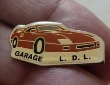 RARE PIN'S VOITURE FERRARI F40 GARAGE