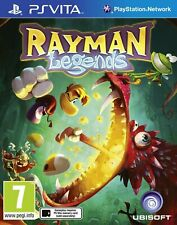 Rayman Legends PS Vita For PAL PS Vita (New & Sealed)
