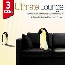 ULTIMATE LOUNGE - TY ARDIS & ALBERT LENNARD (3 CD SET)(2003) THF2 3886
