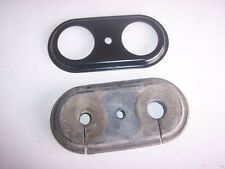 79-83 DATSUN 280ZX  A/C HEAT FIREWALL GROMMET WITH  BEZEL
