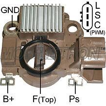 Voltage Regulator for Nissan Navara D40 YD25DDTi 2.5L Turbo Diesel 05-17