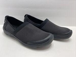 Womens Crocs Duet Busy Day 2.0 Satya Slip On Sneaker Shoes Black Size 10