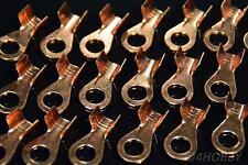 20 Kabelschuh Kupfer 3,5mm² Ringkabelschuh Quetschkabelschuh Quetschverbinder