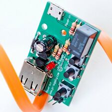 On/Off Power Switch for Raspberry Pi ATX style power supply switch