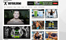 Body Building News / Affiliate product website,100% automated-Premium designed-