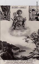 # AMALFI: RICORDO DI -  S. ANDREA APOSTOLO - 1951