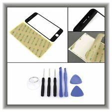 FRONTGLAS für iPhone 7 / 8 4,7 SCHWARZ Glas Display Touchscreen Retina NEU & OVP