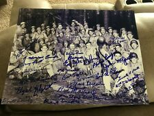 Band Of Brothers 101st Airborne E Co autographed signed Photo Poster 506 PIR