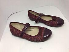 Clarks kids children's Girls Pink Purple sandals holiday UK 12 Infant EU 31