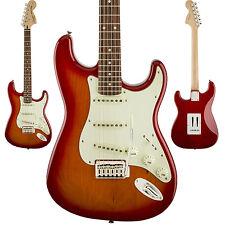 Squier Standard Stratocaster Electric Guitar Cherry Sunburst Finish Rosewood FB!