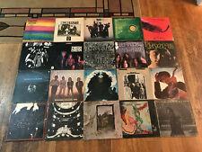 20 LP Classic Rock Rough Lot - Cream, Deep Purple, Doors, Dylan, Led Zeppelin