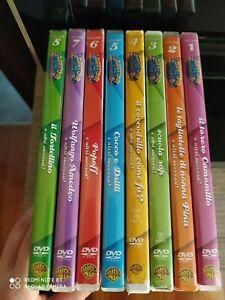 serie di dvd dello zecchino d'oro